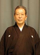 Katsuse Yoshimitsu Kagehiro 15ème soke de l'école Suiō-ryū